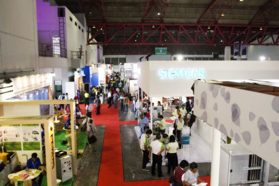 Electric, Power & Renewable Energy Indonesia: Market leaders display their latest products at the largest Electrical show in Indonesia.