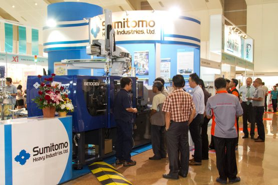 Plastics & Rubber Indonesia: Displaying the latest technology to your target markets.