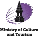 Ministry of Culture and Tourism logo